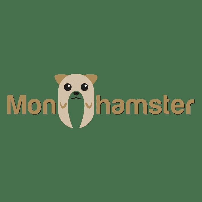 mon hamster logo
