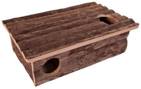 labyrinthe bois hamster
