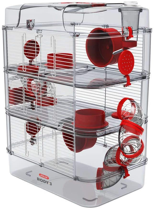 cage hamster russe zolux